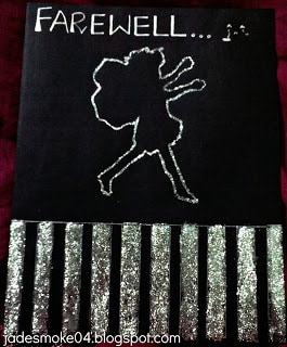 Farewell Card by Jadirah Sarmad (jadesmoke04.blogspot.com)