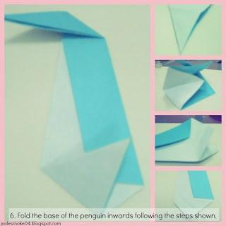 DIY origami penguin step 6 (jadesmoke04.blogspot.com)