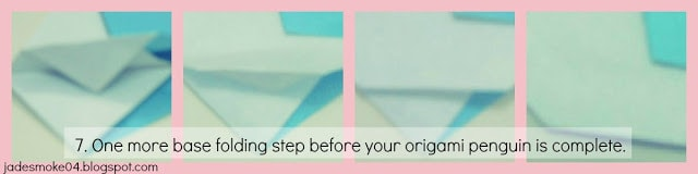 DIY origami penguin step 7 (jadesmoke04.blogspot.com)