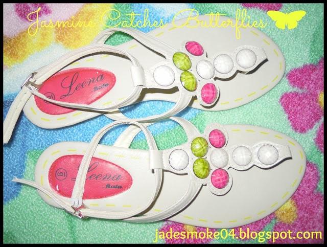 Bata Leena Sandals