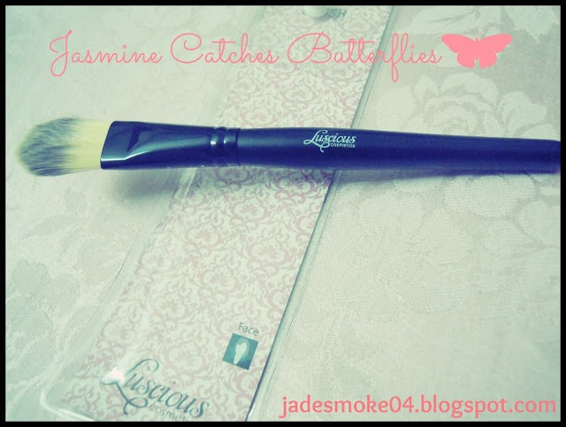 Lucious Foundation Brush