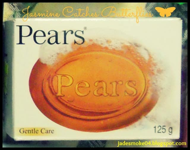 Pears Gentle Care Soap