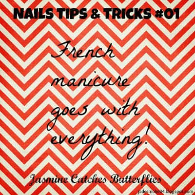 Nail Tips and Tricks no. 1