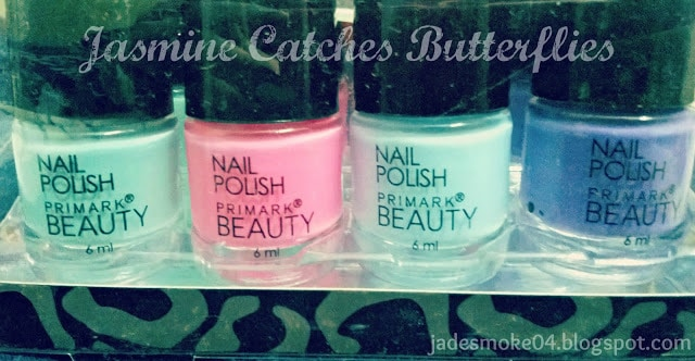 Primark Nail Polish Set