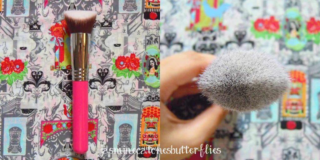 Sigma Beauty 3DHD Kabuki Brush in Pink