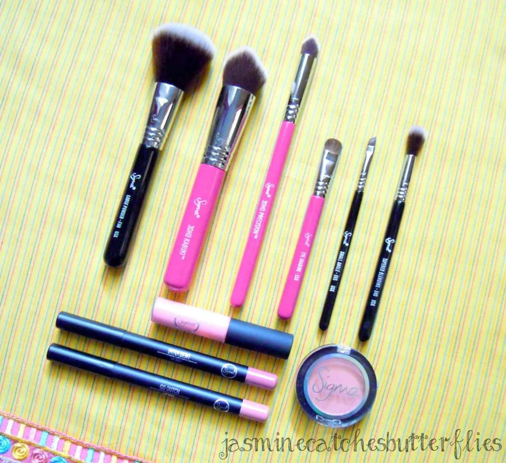 Best of Sigma Beauty
