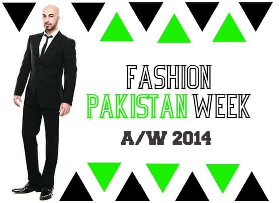 Fashion Pakistan Week A/W 2014