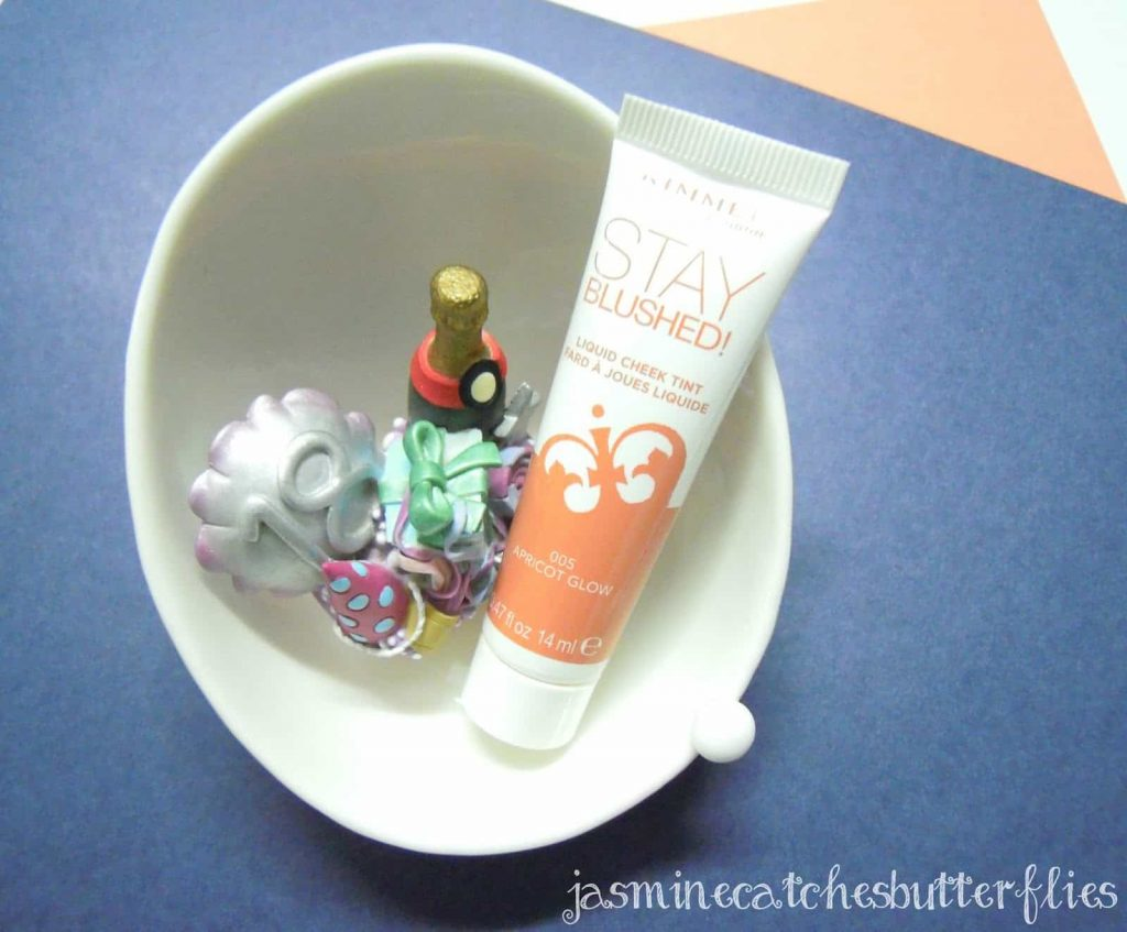 Rimmel Stay Blushed Liquid Cheek Tint 005 Apricot Glow Review and Swatches
