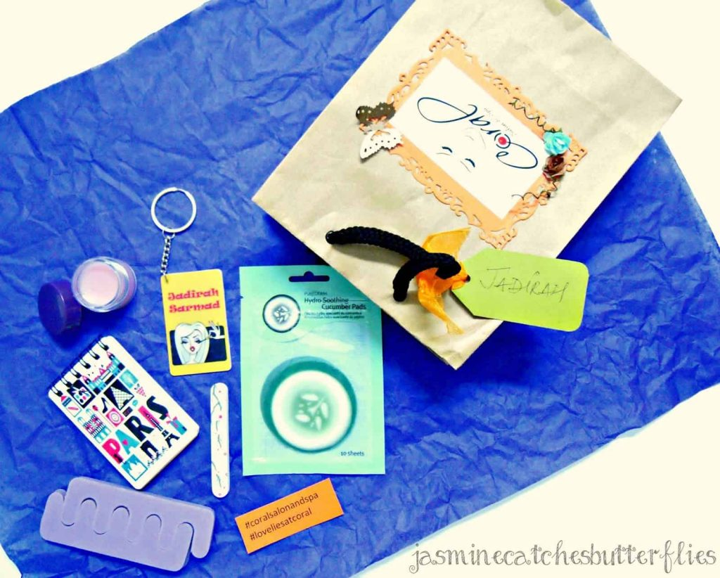Goody Bag for Bloggers