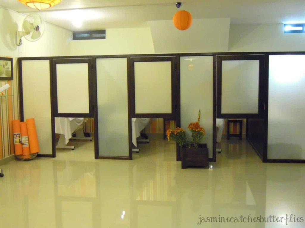 Facial Rooms at Coral Salon and Spa