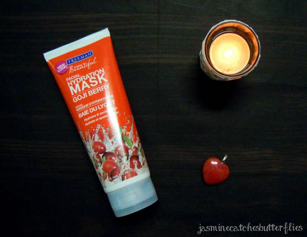 Freeman Goji Berry Hydration Mask Review