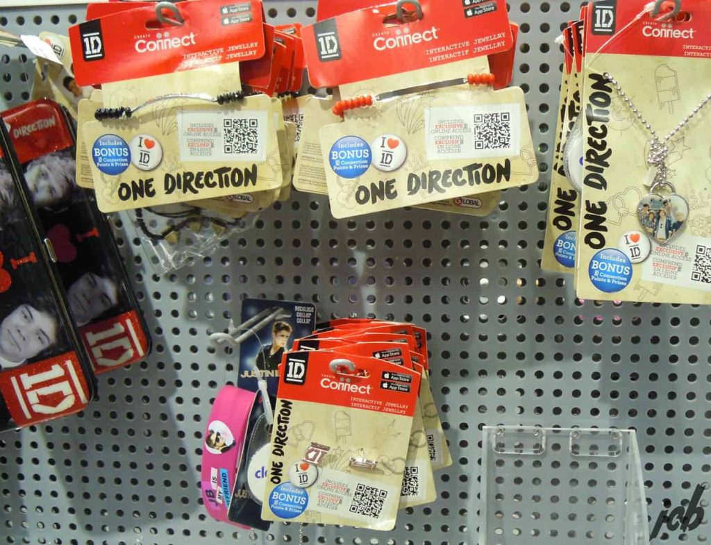 Claire's 1D Jewelry