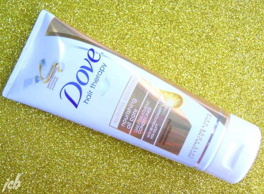 Dove Nourishing Oil Care Conditioner Review