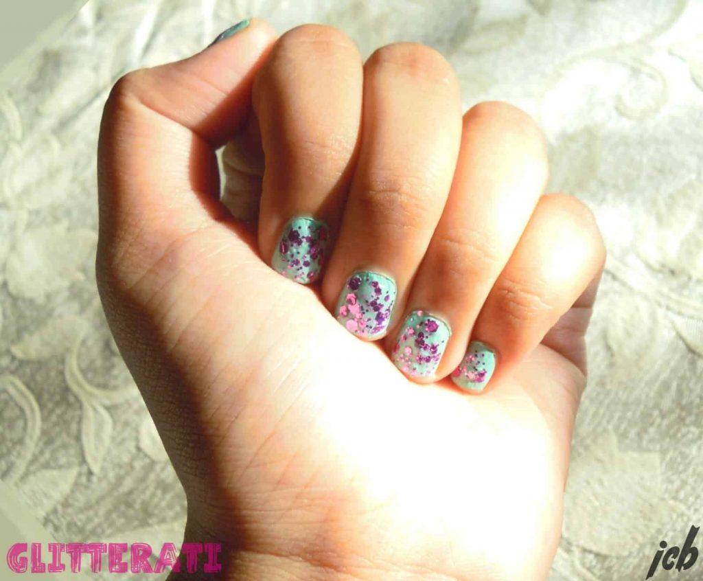 Glitterati Nail Art