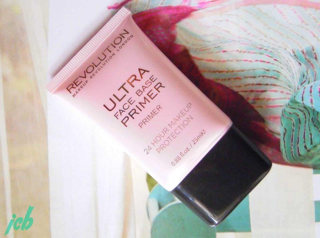 Makeup Revolution Ultra Face Base Primer Review