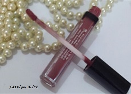 Misslyn Rich Color Gloss 183 Very Berry Review and Swatches