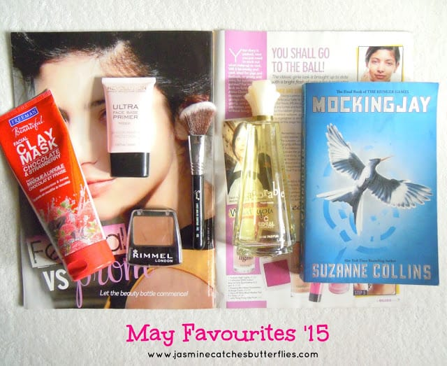 May Favourites '15