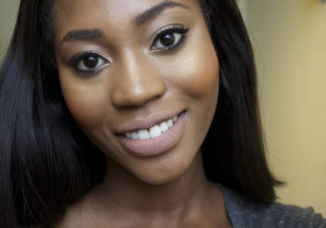 Summer Look for Dark Skin Tone