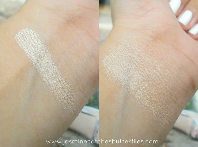 theBalm Mary-Lou Manizer Swatches