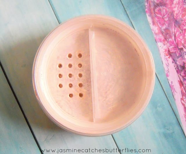 PHB Mineral Foundation in Fair Rose Review