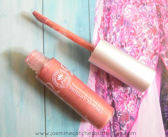 PHB Natural Lipgloss in Grace Review