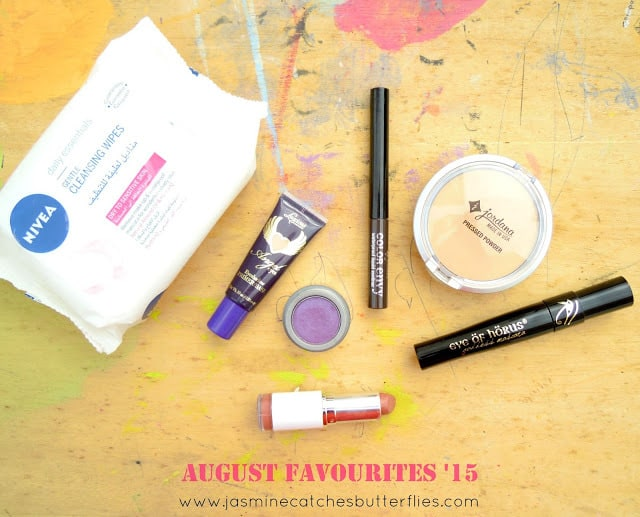 August Favourites '15