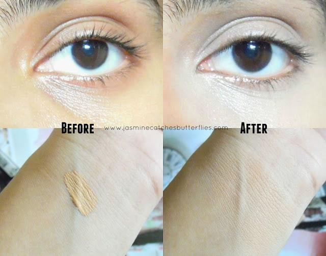 Maybelline Fit Me Concealer swatches