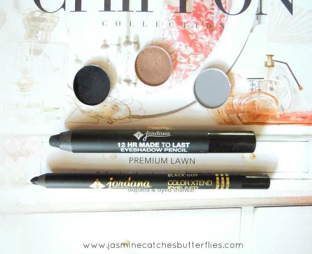 Black Smoky Eye Makeup Products