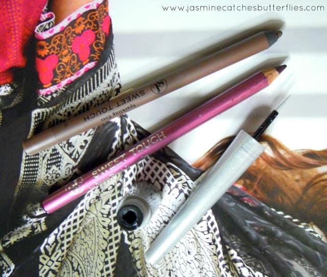 Sweet Touch Lip and Eye Liners