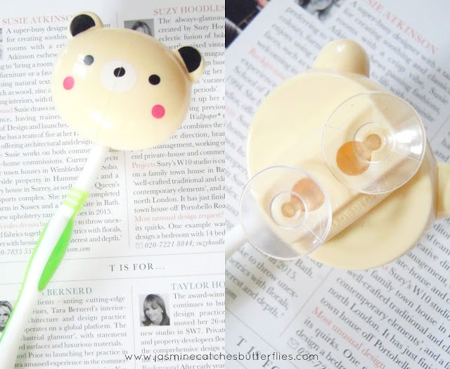 Cute Toothbrush Holder