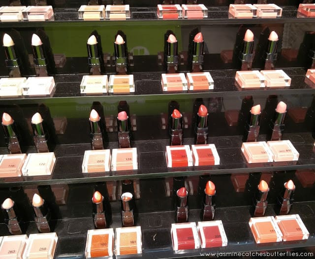 Inglot Lipsticks