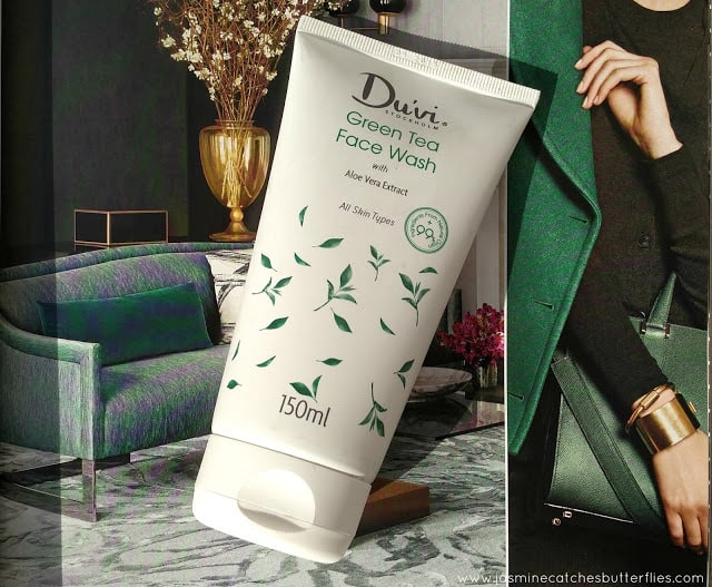 Duvi Stockholm Tea Tree Face Wash