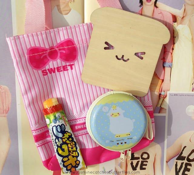 Blippo Kawaii Shop Goodies