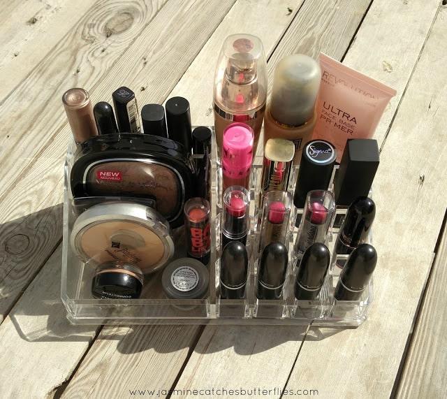Makeup Organiser Tray
