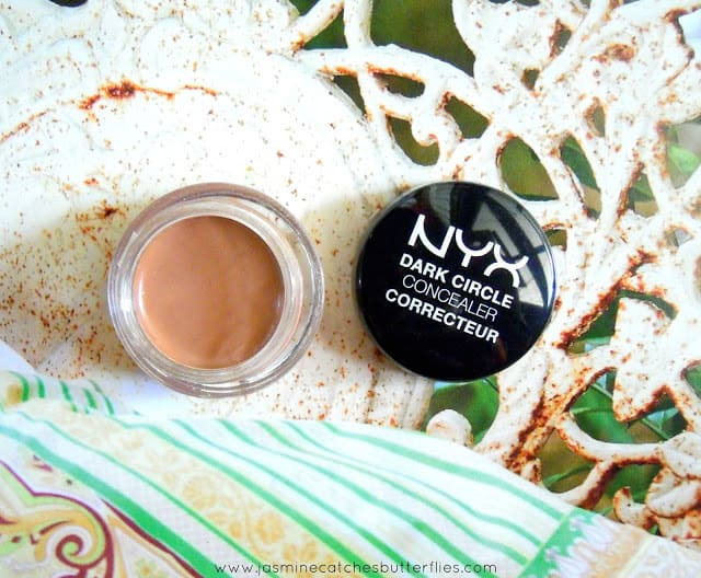NYX Dark Circle Concealer in Deep Review