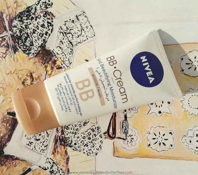 Nivea BB Cream in Medium