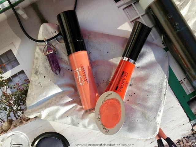 Clazona Beauty 24 Hours Matte Orange Lipstick