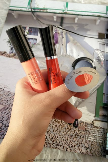 Clazona Beauty 24 Hours Matte Lipgloss 511