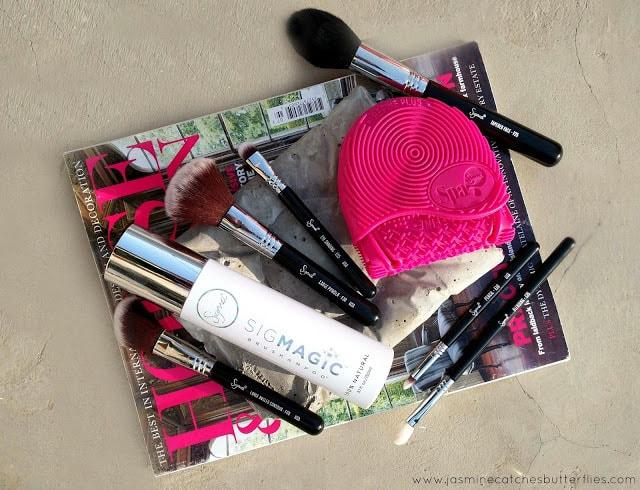 Sigma Beauty SigMagic Brushampoo Review