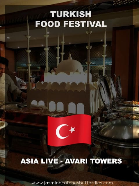 Turkish Food Festival at Asia Live, Avari Towers
