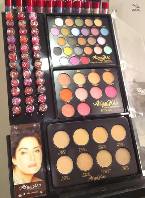 Atiqa Odho Cosmetics Entire Range