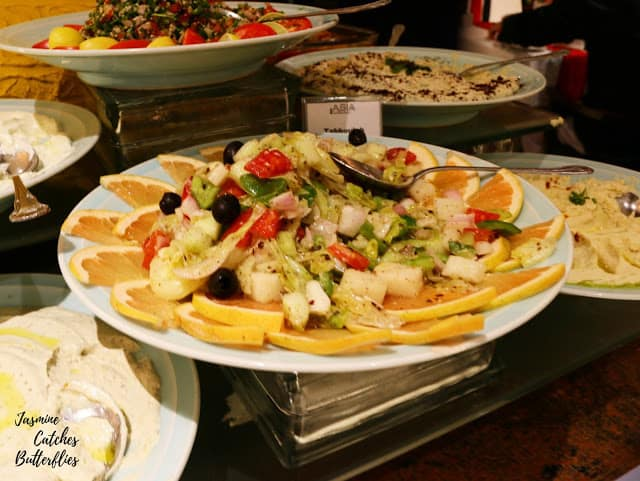 Egyptian Fruit Salad