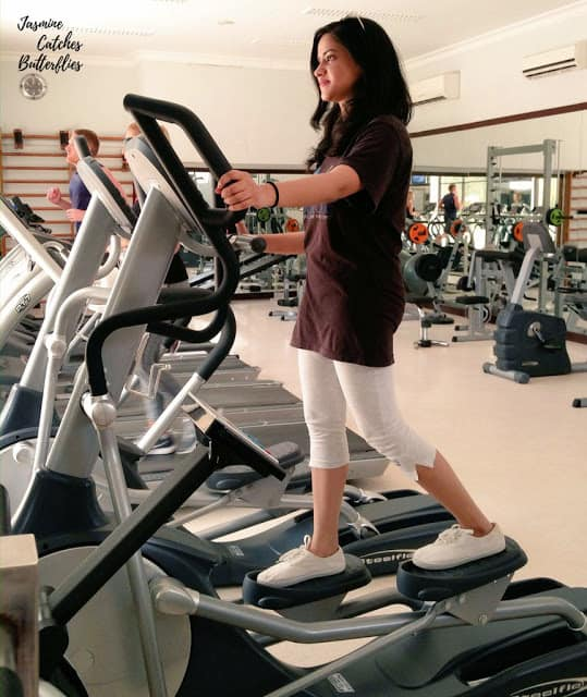 Olympia Gym and Spa, Avari Towers
