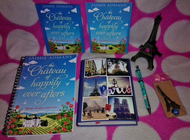 The Chateau of Happily Ever Afters - Review & Giveaway!