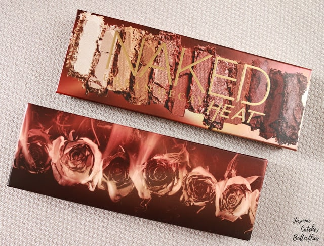 Urban Decay Naked Heat Palette Review and Swatches