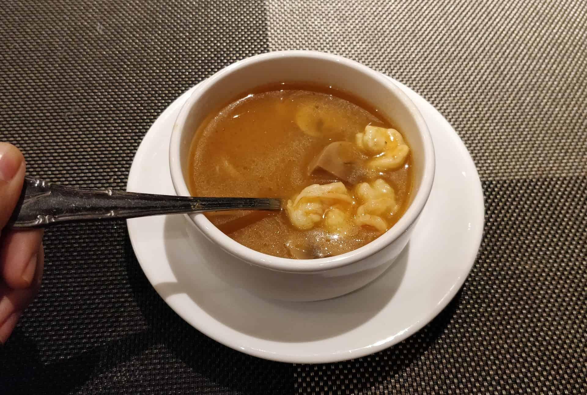 Tom Kha Goong Soup