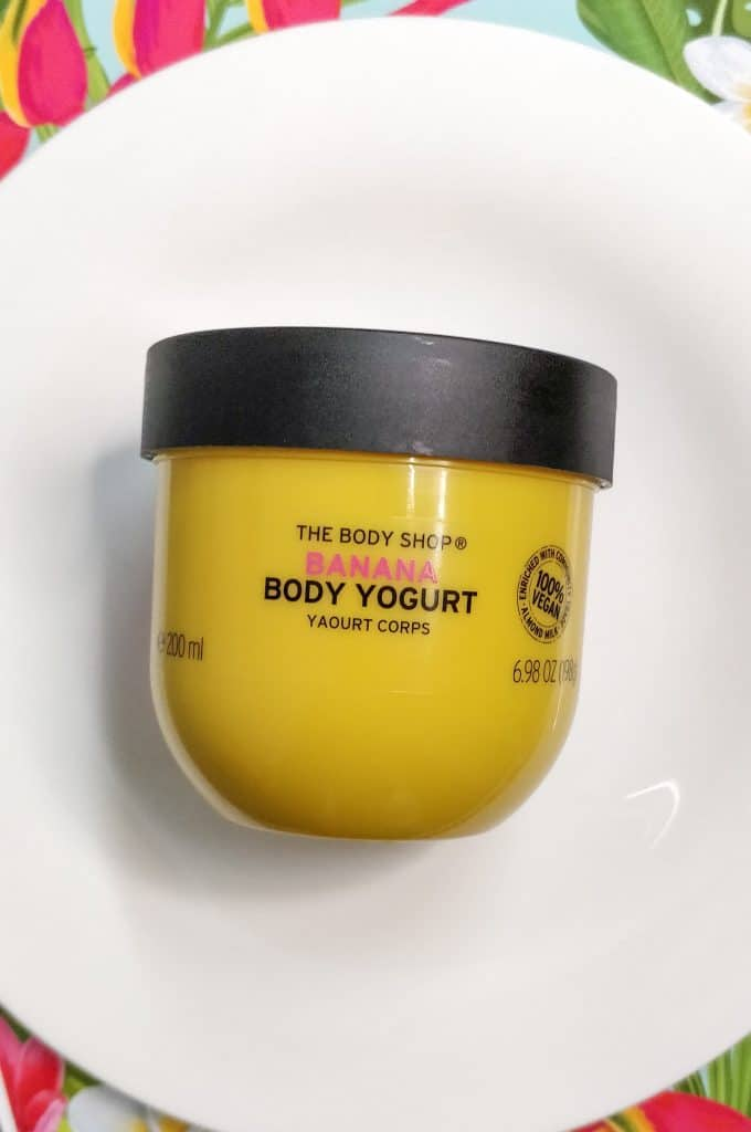 TBS Body Yogurt