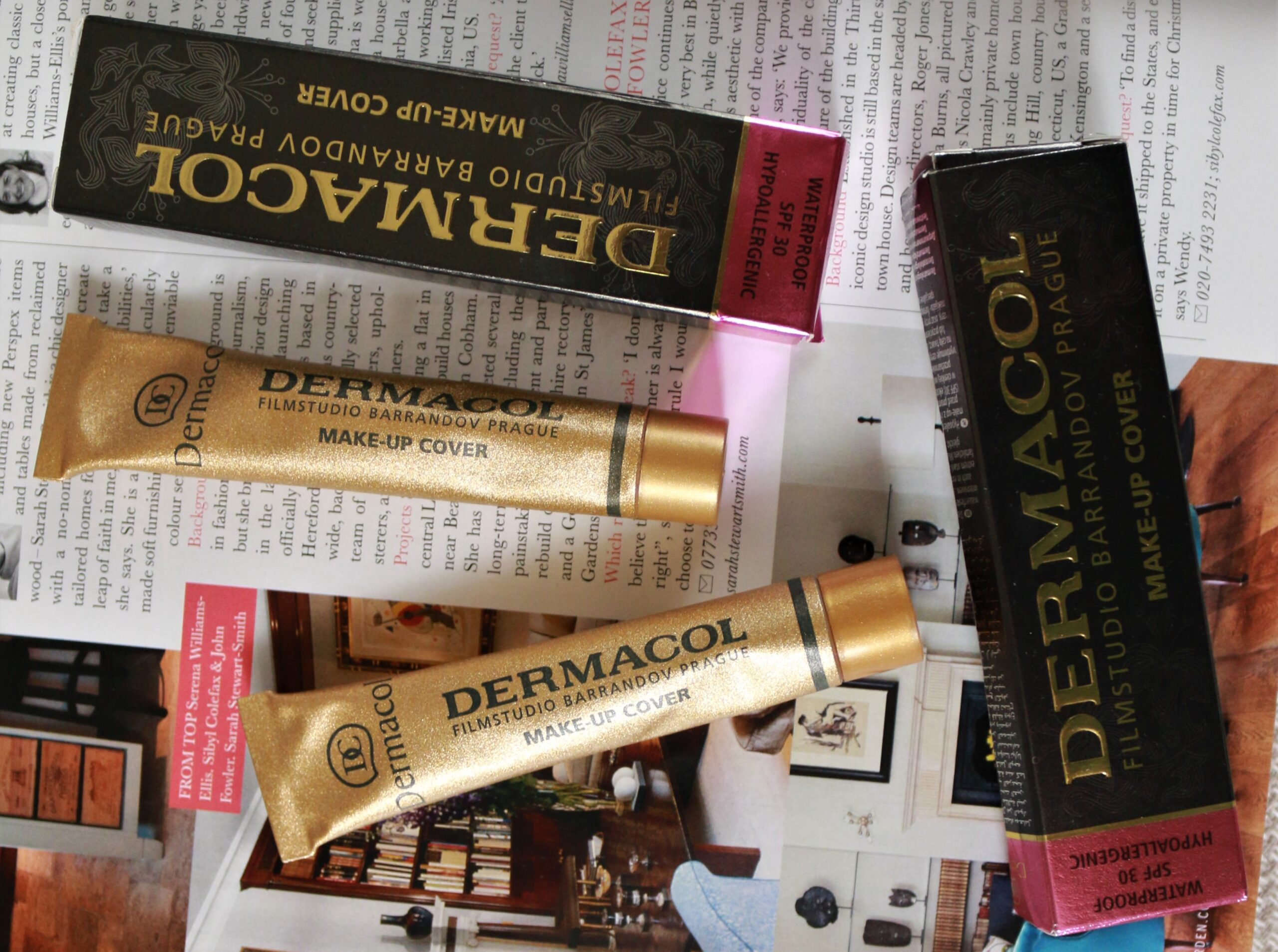 Dermacol Makeup Cover Foundation Review And Swatches